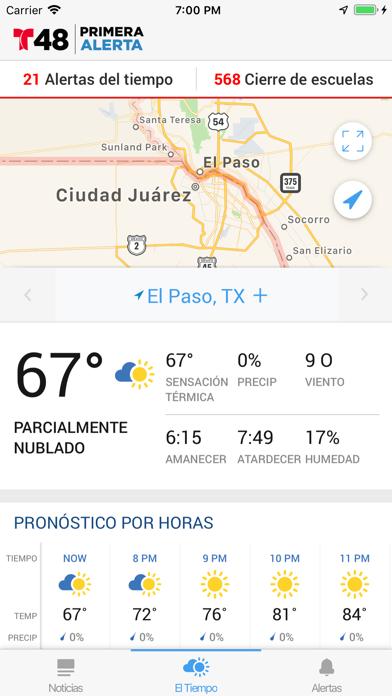 Telemundo 48 El Paso screenshot 3