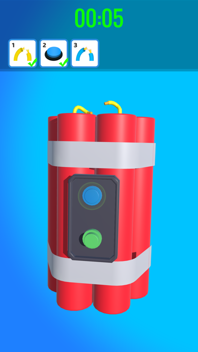 Bomb Defuse 3D - Puzzle from B screenshot 5