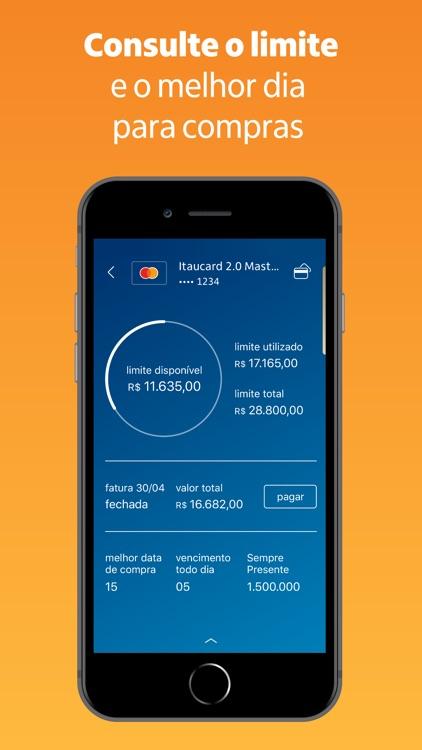 Itaucard: Cartão de Crédito screenshot-3