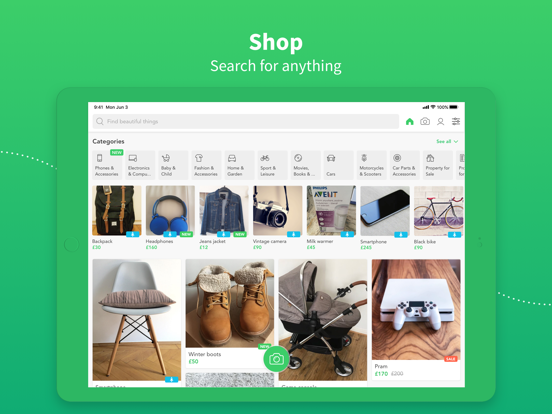 Shpock: Buy & Sell | Shopping screenshot