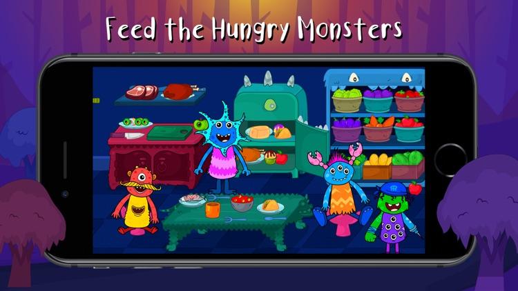 My Monster Town - Play Home screenshot-3