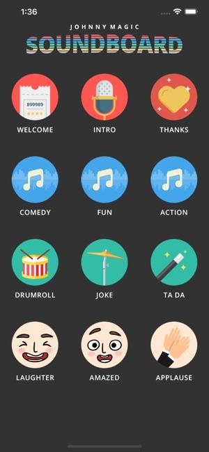 Johnny Magic Soundboard on the App Store