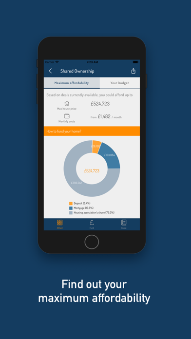 OwnMyNest - Home buying guide screenshot three