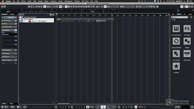 Guide To Cubase From Ask.Video screenshot-3