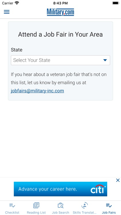 Transition by Military.com screenshot-6