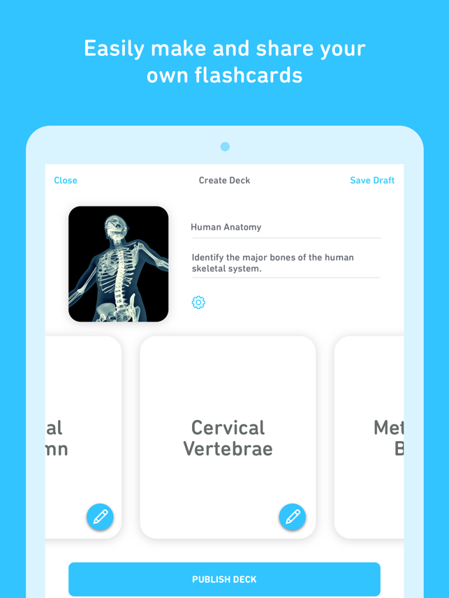 ‎Tinycards - Fun Flashcards Screenshot