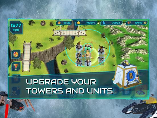 Boulder Base Defense screenshot 15