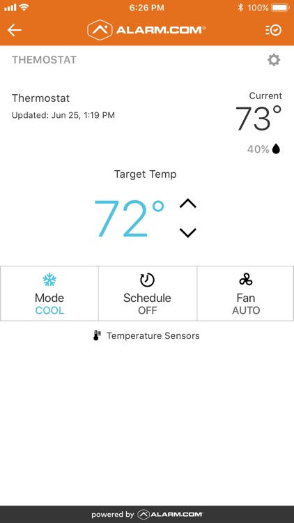 Alarm.com screenshot-8