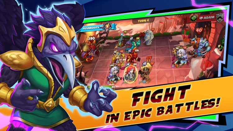 Mighty Party: Online RPG Games screenshot-0