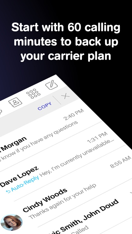 Pinger: Calling App screenshot-4