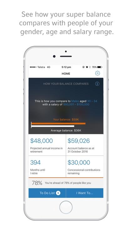 Russell Investments Super screenshot-3