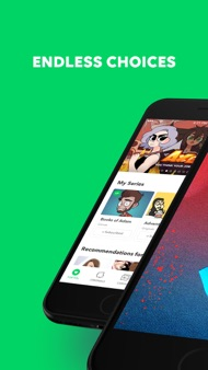 WEBTOON - Find Yours iphone images