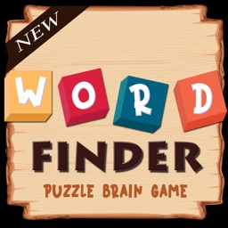 Word Finder Brain Puzzle