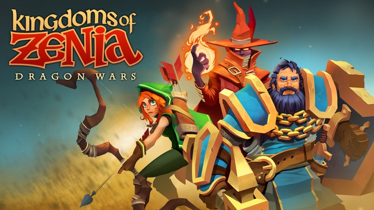 Kingdom of Zenia: Dragon Wars screenshot-0