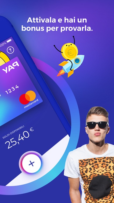 Screenshot for YAP in Italy App Store