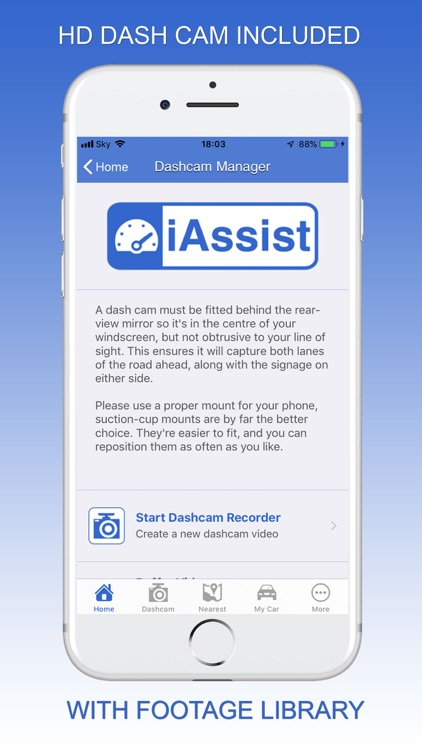iAssist Motor screenshot-1