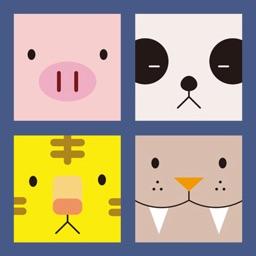 四角い動物 By Wataru Oohashi