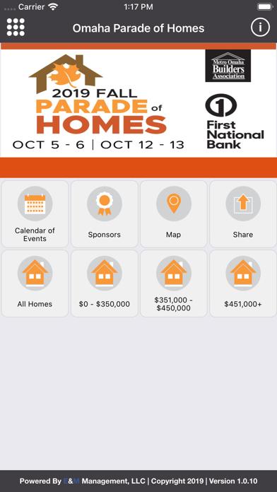 Omaha Parade of Homes screenshot two