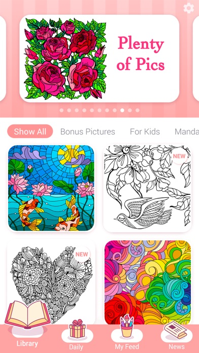 Download Happy Color™ – Color by Number for Pc