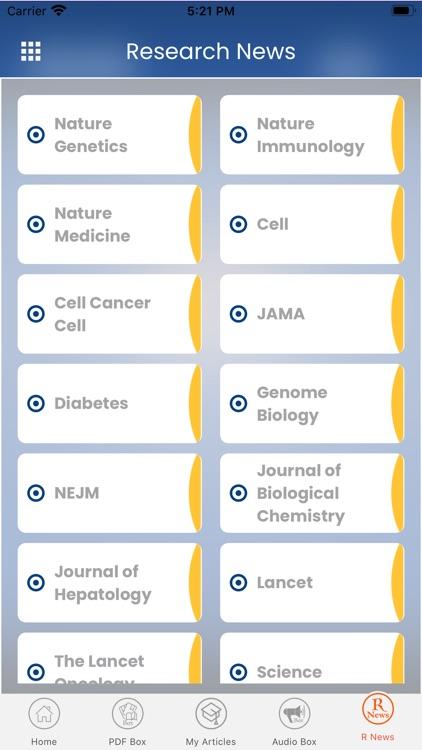 PubMed Hub screenshot-7