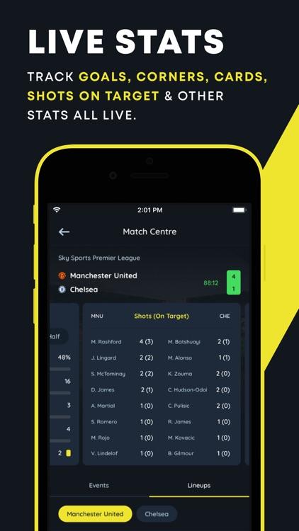 Footy Accumulators Betting Hub screenshot-3