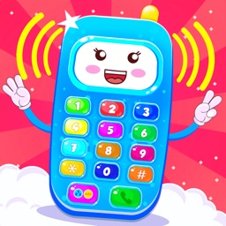 Toy Phone Learning Game