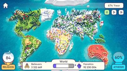 God Simulator. Religion Inc. screenshot 4