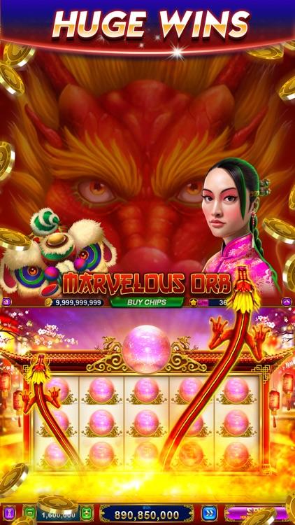 Galaxy Casino Live - Slots screenshot-0