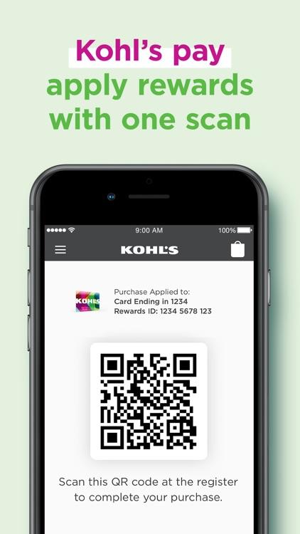 Kohl's - Shopping & Discounts screenshot-3