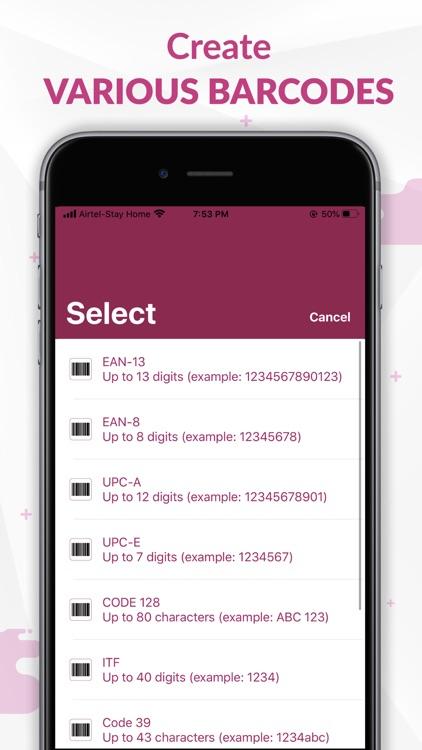 QR Code & Barcode Scanner -PRO screenshot-6