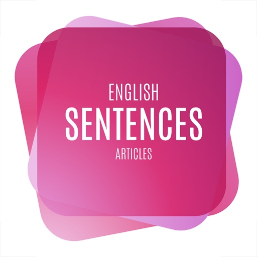 English articles in sentences