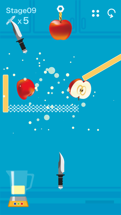 Fruits Cut Puzzle screenshot 2