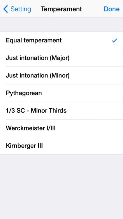 Tuner by Piascore screenshot-4