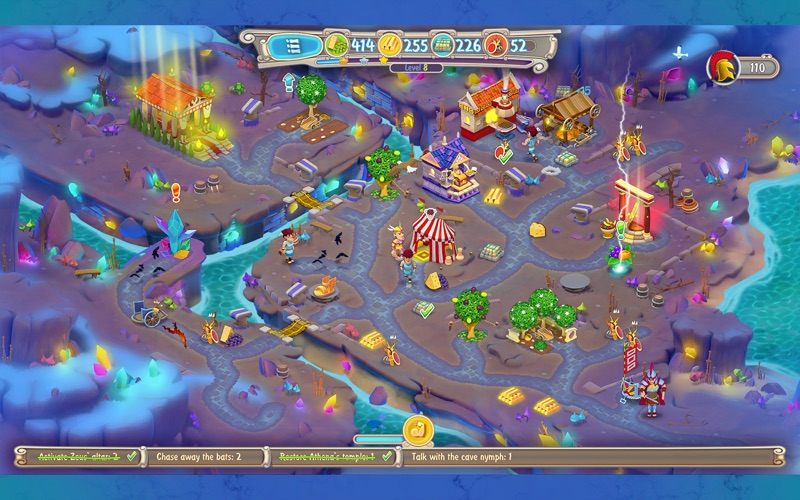 Hermes: War of the Gods screenshot 5