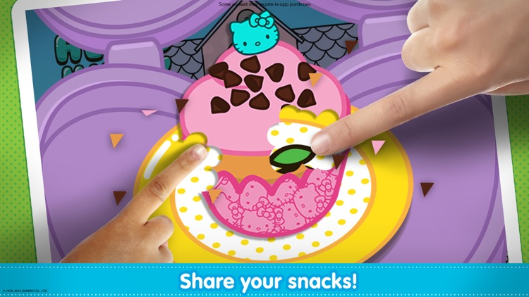 Hello Kitty Lunchbox screenshot-4