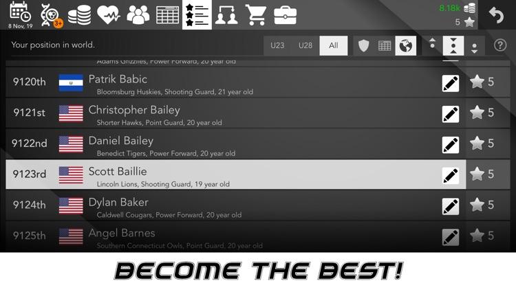 Basketball Superstar screenshot-9