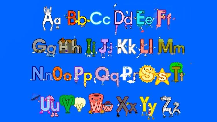 Meet the Letters Uppercase screenshot-4