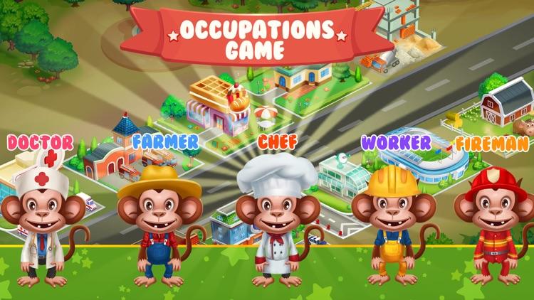 Preschool Games - Zoolingo screenshot-3