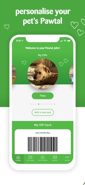 Pets At Home Vip Club On The App Store