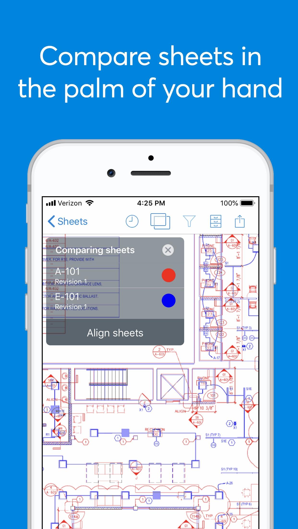 PlanGrid Construction Manager Screenshot