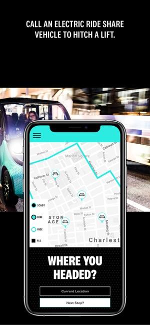 Gotcha - Ride On en App Store