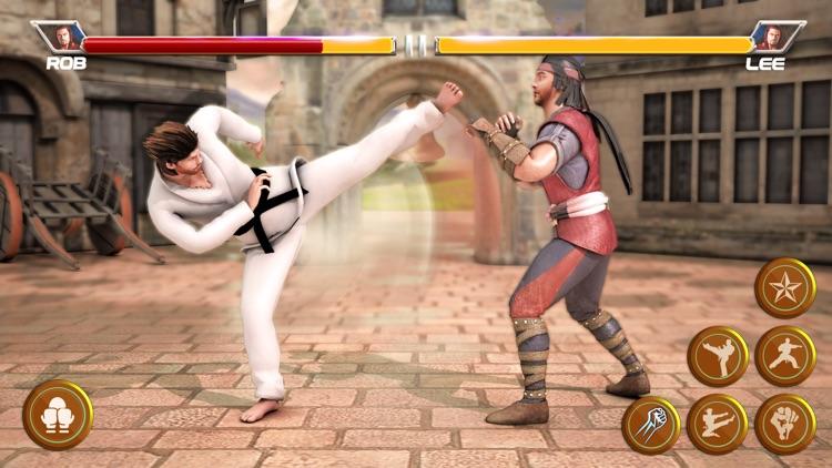 Karate Kings Fight 19 screenshot-3