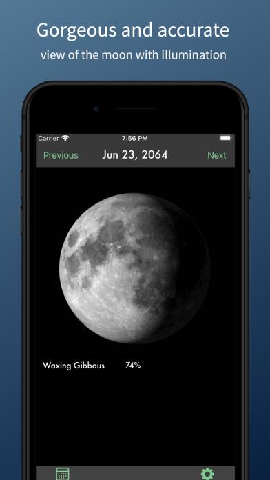 SimpleMoon - Moon Phaseのおすすめ画像3