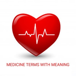 Medicine Terms With Meaning