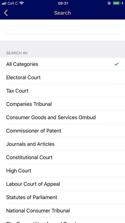 NextLaw Legal Research screenshot-5