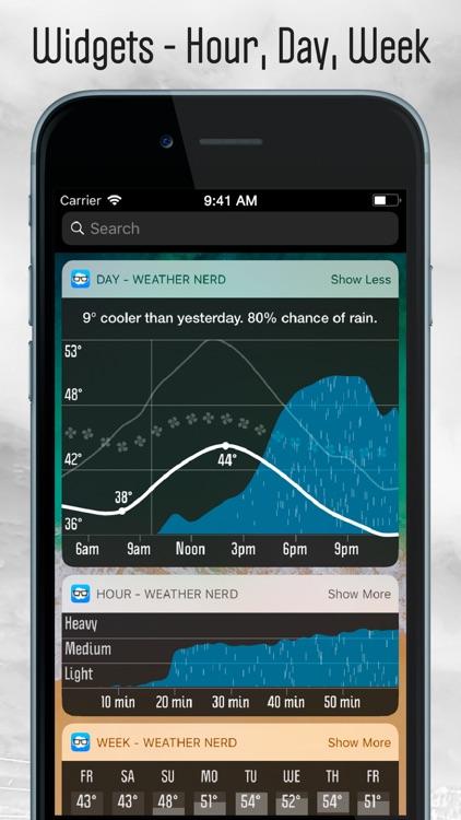 Weather Nerd screenshot-4