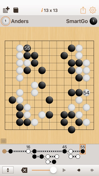 SmartGo Player screenshot-3