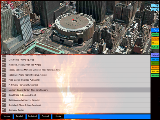 Sport Stadiums Pro - 3D Cities screenshot 13
