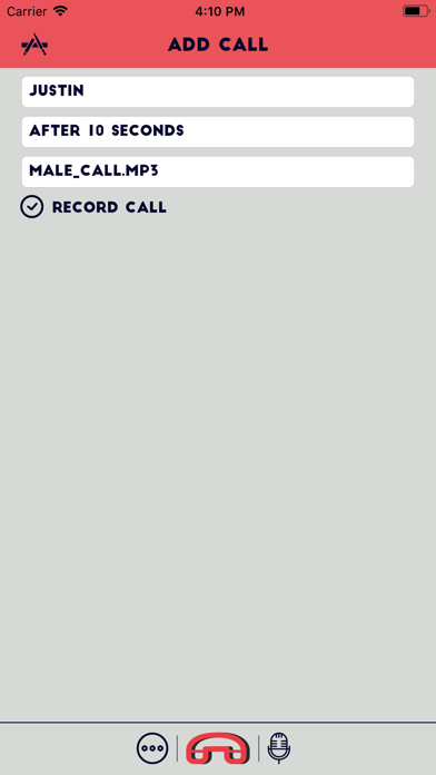Download Fake Call : Prank Phone Number for Pc