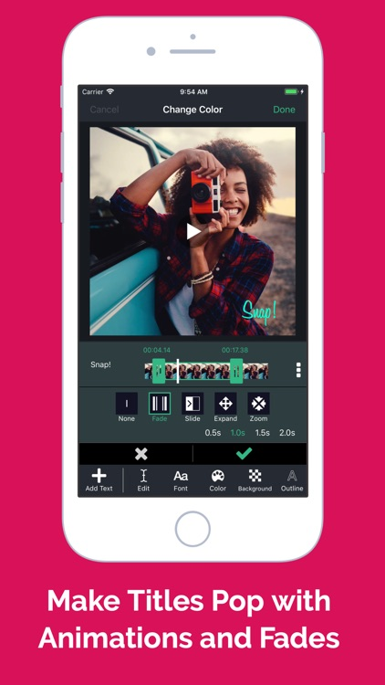 Add Text To Photos And Videos